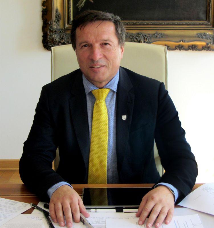Oberbürgermeister der Großen Kreisstadt Erding Max Gotz