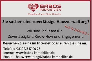 <a href=//www.ed-live.de/out.php?wbid=1021&amp;url=http://www.babos-immobilien.de target=blank></a>