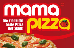 Mama Pizza`s Logo